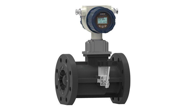 LWGZ Type Gas Turbine Flowmeter