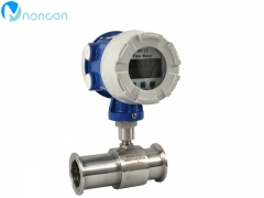 Food Hygiene Turbine Flow Meter