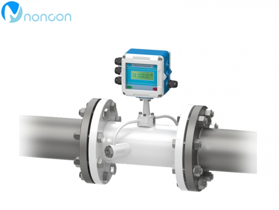 Stationary Ultrasonic Flow Meter